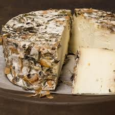 Hudson Flower, A specialty cheese aged in Murray's cellars