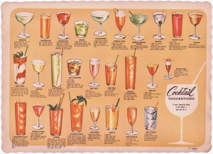 60's style classic cocktail suggestions