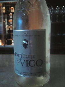 A Corsican gem from Domaine Vico