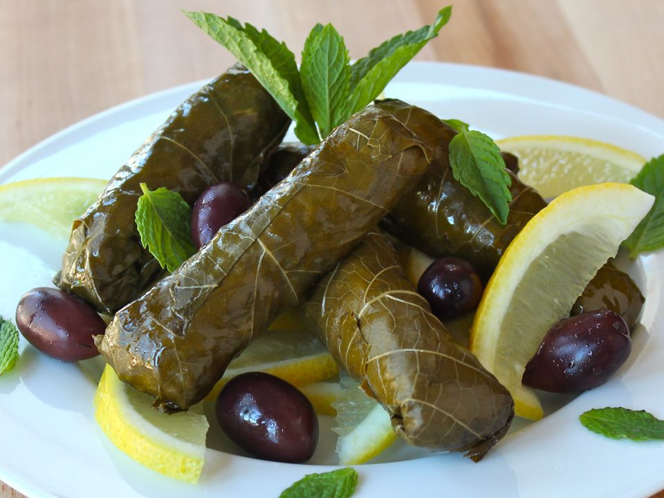Image result for turkish dolma