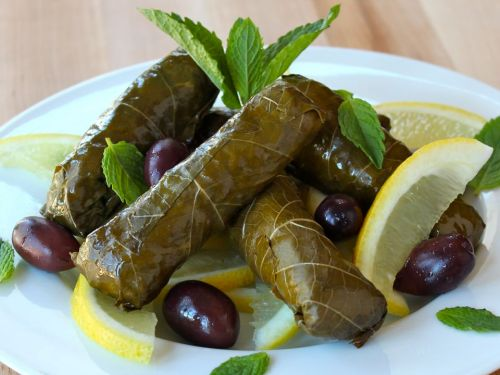 Stuffed Dolmas