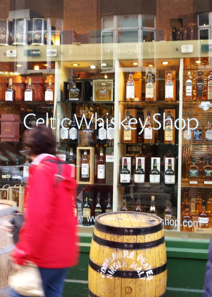 Celtic Whiskey on the Green, Dublin